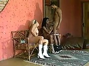 Tranny hottie poked by handsome stud in shemale XXX movies